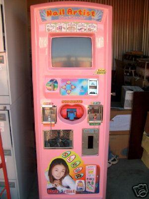 Assorted Vending Machines
